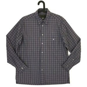 Ermenegildo Zegna button down Long sleeve shirt M